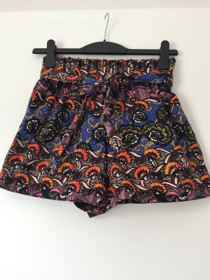 Zara Pantalone corto nero