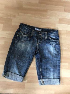 Shorts, kurze Hose, Jeans, Zara