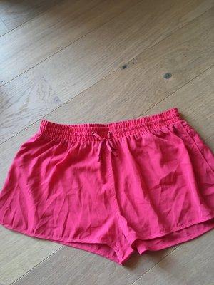 Shorts kurze Hose Sport Hotpants pink Gr. 40