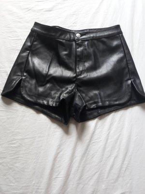 Shorts Lederimmitat