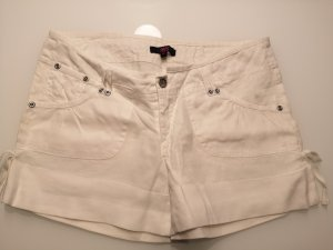 Ann Christine Shorts blanco