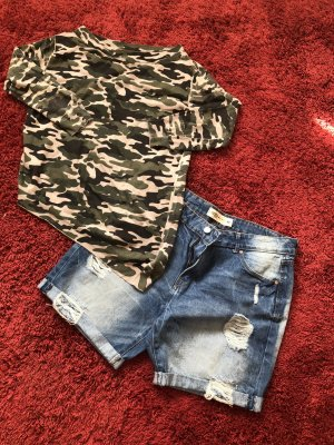 Shorts M Colosseum Shirt M
