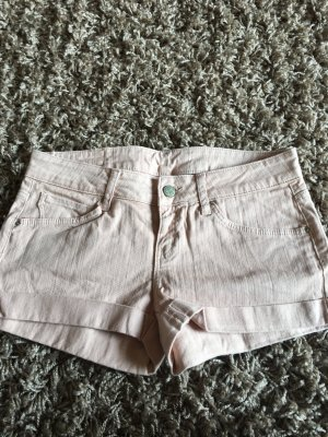Shorts Mango Rosa Jeans