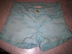 Shorts, mintgrün, Gr. 164