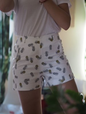 Zara Woman Short wolwit
