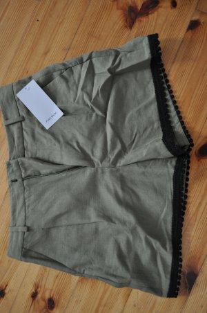 Shorts mit Bommeln/Pompons von ZARA, Größe M