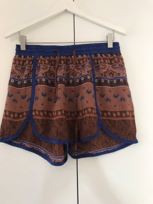 Vero Moda Skort brun-bleu