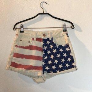Topshop Shorts multicolore