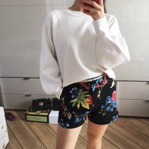 Zara Short taille haute multicolore