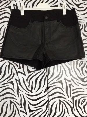 H&M Denim Shorts black