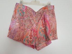 Shorts mit Paisleyprint von ZARA