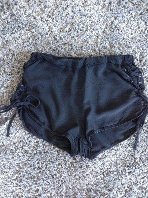 Shorts mit Schnürung Gr.36