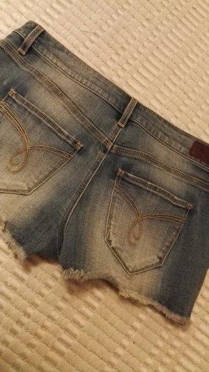 Shorts mit toller Waschung Größ 27