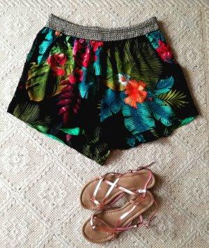 Shorts mit tropischem Muster von Desigual 40 L