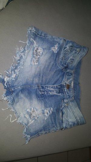 Shorts azzurro