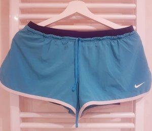 Nike Sport Shorts azure-steel blue