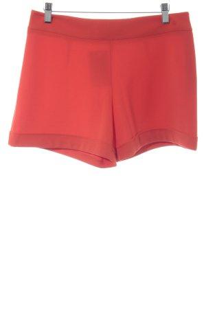 Shorts red elegant