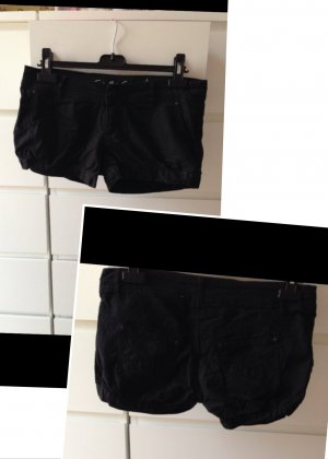 Shorts schwarz Basic