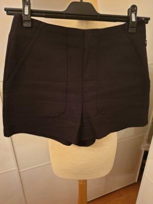 Shorts schwarz Zara