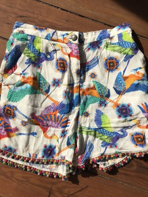 0039 Italy Skorts multicolored