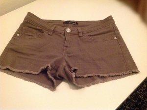 Shorts taupe von Tally Weijl
