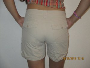 Shorts Tom Tailor beige