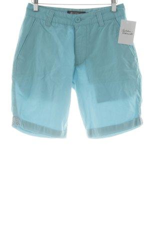 Shorts türkis Beach-Look
