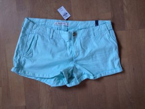Shorts von A&F, Gr. 10 in mint