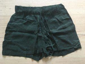 American Vintage Shorts petrol-dark green