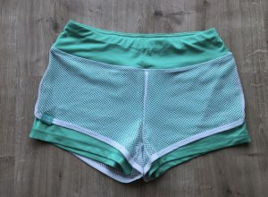 Trackies mint-white