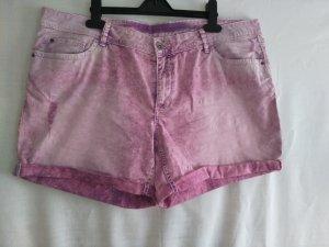 Esprit Shorts rosa-lilla