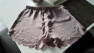 H&M Shorts rosa antico-lilla