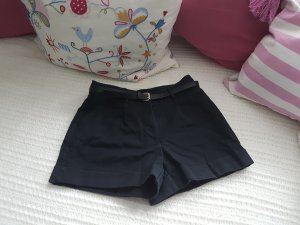 Shorts von H&M + Gürtel, Gr. 36/S