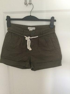 Shorts von H&M L.O.G.G. Khaki