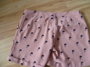 Lawrence Grey High-Waist-Shorts multicolored synthetic fibre
