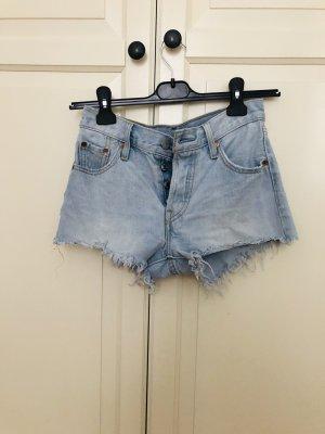 Shorts von Levis 501