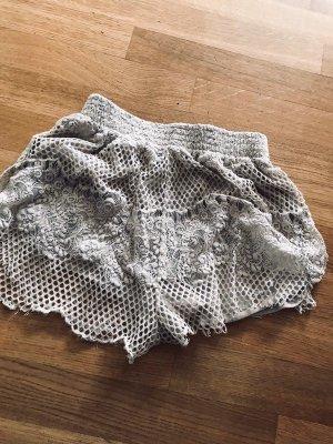 Moss Copenhagen Shorts beige claro-crema