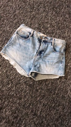 Zara Shorts light blue