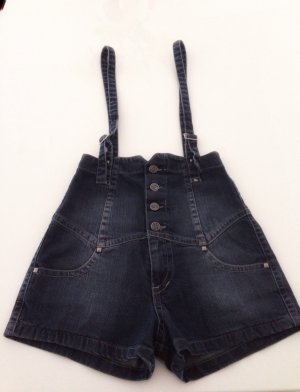 Shorty-Overall Jeans