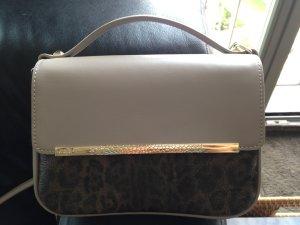 Cavalli Handbag multicolored leather