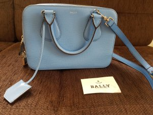 Bally Handbag azure leather