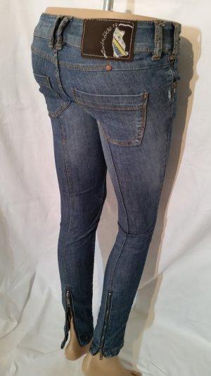 Sicko 19 Jeans Gr 34 Strech Röhre Knackpo! Sehr gut erhalten