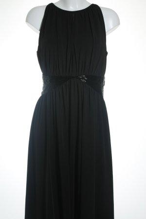 Sienna Abendkleid schwarz Elegant