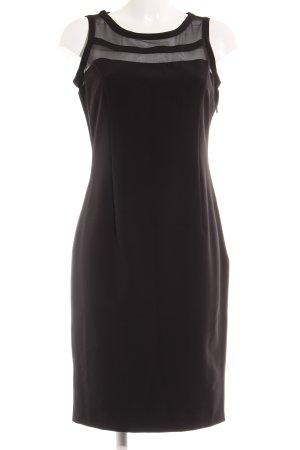 Sienna Falda estilo lápiz negro estilo «business»