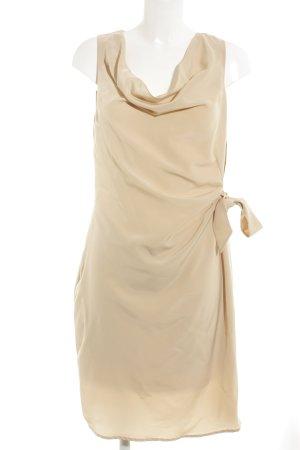 Sienna Cocktailkleid beige Nude-Look
