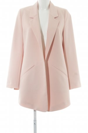 Sienna Long-Blazer rosé klassischer Stil