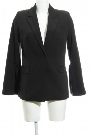 Sienna Long-Blazer schwarz Business-Look
