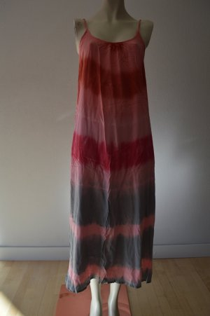 Sienna Maxikleid Gr. 38 multicolor 100% Viskose