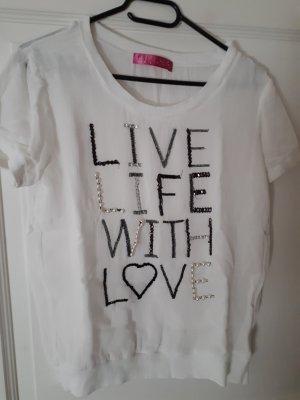 Sienna Shirt weiß 38