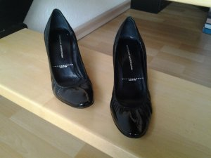 Belle by Sigerson Morrisson High Heels black leather